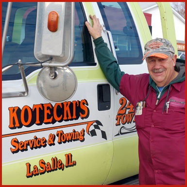 koteckis towing