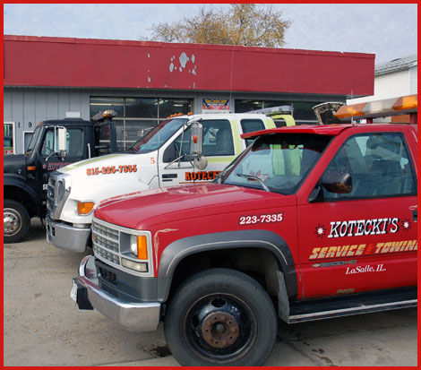 Kotecki's Towing