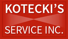 Contact Kotecki's Service Inc - Lasalle, IL - Contact Kotecki - we will be there for you and whatever you may need!